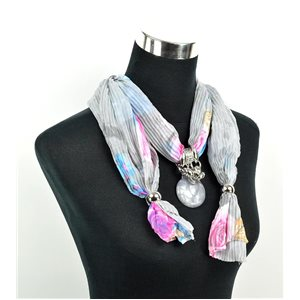Foulard Bijoux polyester Collection 70951