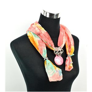 Foulard Bijoux polyester Collection 70954