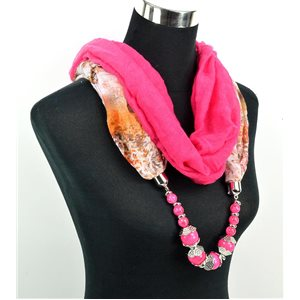 Foulard Bijoux polyester Collection 2017 71034