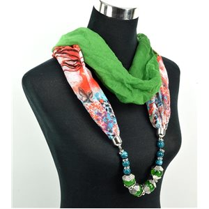 Foulard Bijoux polyester Collection 2017 71037