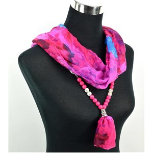 Foulard Bijoux polyester Collection 2017 71040