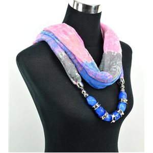 Foulard Bijoux polyester Collection 2017 71049