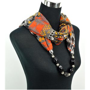 Foulard Bijoux polyester Collection 2017 71051