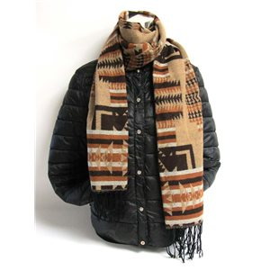 Winter Scarf for Men 100% Acrylic 70cm * 190cm 250gr New Collection Men's 72397