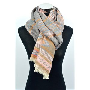 Winter Scarf for Women 100% Acrylic 70cm * 190cm 250gr New Collection 72386