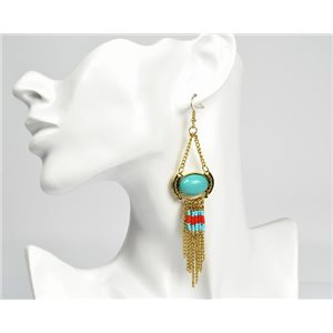 1p Earrings ATHENA New Ethnic Collection 2017 72815