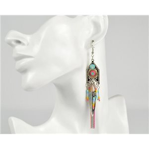 1p Earrings Drop Earrings ATHENA New Collection Summer 73393