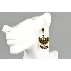 1p Stud Earrings ATHENA New Ethnic Collection 73450