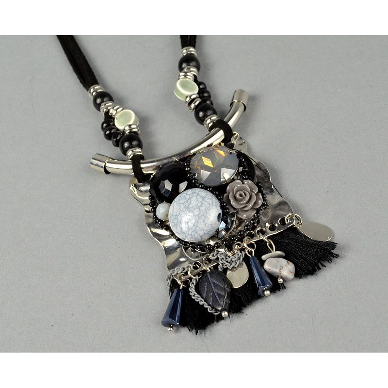 Gorgeous Necklace Long Necklace 45-51cm Jewelry New Collection ...