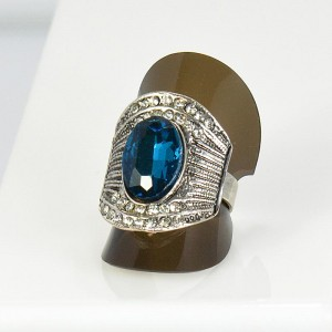 Bague Strass réglable New Style Full Strass 66000
