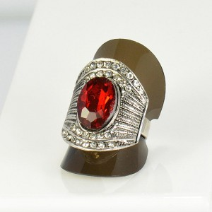 Bague Strass réglable New Style Full Strass 66001