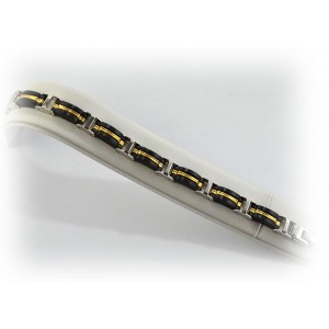 Stainless Steel Bracelet New Collection L21cm 66283