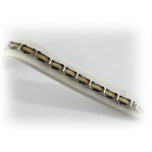 Stainless Steel Bracelet New Collection L21cm 66284
