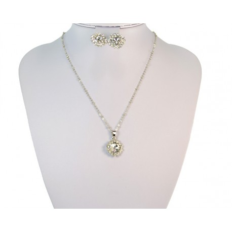 Finery Iris Strass on 58787 fancy chain