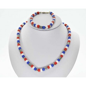 Adornment Man Necklace-Bracelet silicone New Collection 53590