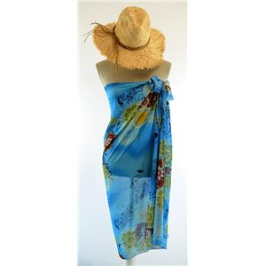 Pretty Sarong Veil 140 * 95cm New Summer Collection 2016 68935