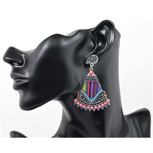 1p Earrings ATHENA TOP Ethnic Collection Summer 69370