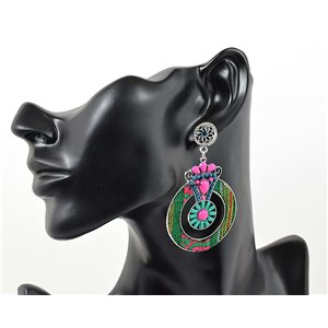 1p Earrings ATHENA TOP Ethnic Collection Summer 69406