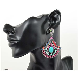 1p Earrings ATHENA TOP Ethnic Collection Summer 69450