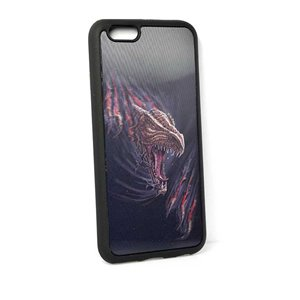 Coque silicone anti-chocs pour iPhone 6 Coque 3D Hologramme 65122