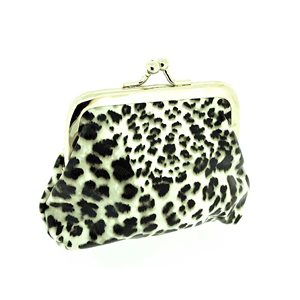 Porte monnaie PVC L10-H9cm Collection Panthere Leopard 70846