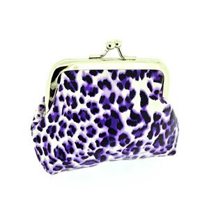 Porte monnaie PVC L10-H9cm Collection Panthere Leopard 70851