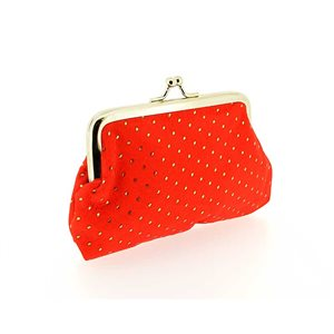 pvc wallet 13 * 10cm fashion collection 70875