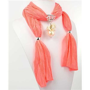Collier Foulard Bijoux Polyester New Collection 2017 70940