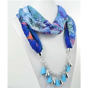 Collier Foulard Bijoux Polyester New Collection 2017 70977