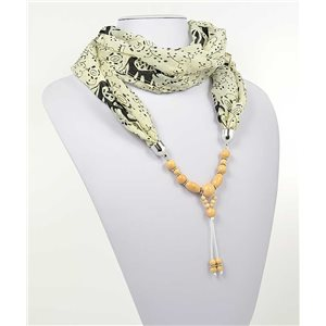 Collier Foulard Bijoux Polyester New Collection 2017 70979