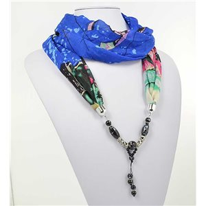 Collier Foulard Bijoux Polyester New Collection 2017 71007