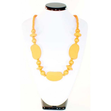 Fashion Necklace Wood Beads Necklace 33295