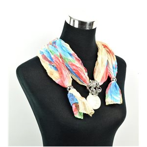 Foulard Bijoux polyester Collection 70952