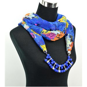 Polyester Jewelry Scarf Spring Collection 2017 71019