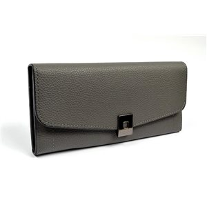 Women's Wallet soft grained look L19cm H9cm New Collection Classic 72480
