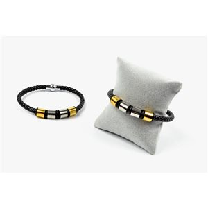 Bracelet Jonc aimanté Mode Mixte 60mm Collection TorK Design 72969