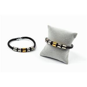 Bracelet Jonc aimanté Mode Mixte 60mm Collection TorK Design 72976
