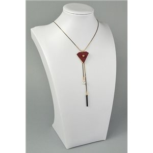 Necklace Long necklace 50-55cm Jewelry New Collection Graphika Chic 73868