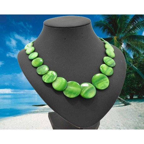 Pearl Necklace Jewelry varnish L50cm 62093