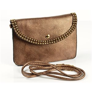 Sac Pochette Femme en Cuir PU 18*13cm New Collection 77032