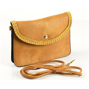 Sac Pochette Femme en Cuir PU 18*13cm New Collection 77035