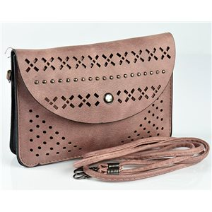 Women's Pouch Bag in PU Leather 19 * 13cm New Collection 77039