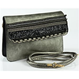 Sac Pochette Femme en Cuir PU 19*13cm New Collection 77055