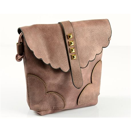 Women's PU Leather Pouch 18 * 18cm New Collection 77028
