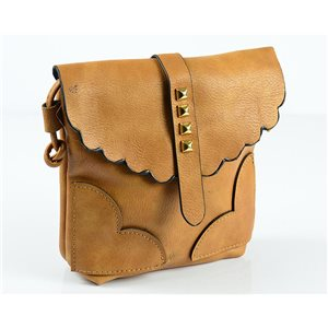 Women's PU Leather Pouch 18 * 18cm New Collection 77029