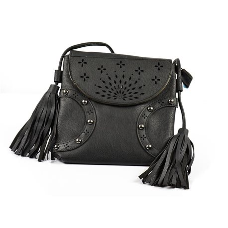 Women's PU Leather Pouch 18 * 18cm New Collection 77012