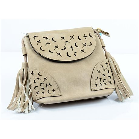 Women's PU Leather Pouch 18 * 18cm New Collection 77022