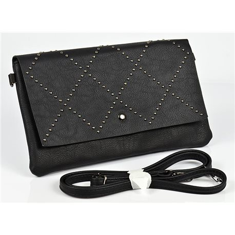 Women's Pouch Bag in PU Leather 27 * 16cm New Collection 77006