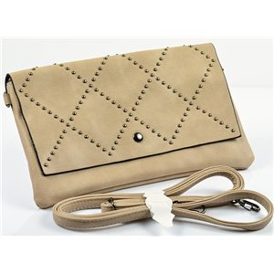 Women's Pouch Bag in PU Leather 27 * 16cm New Collection 77010