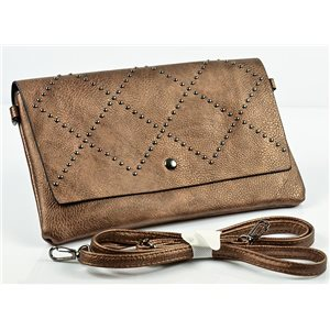 Sac Pochette Femme en Cuir PU 27*16cm New Collection 77011